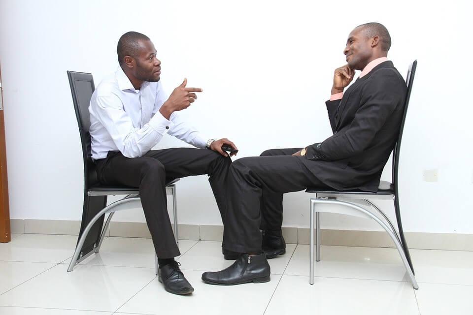 Zonas de entrevista